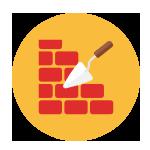 une équipe de maçons pour réaliser vos travaux de maçonnerie
